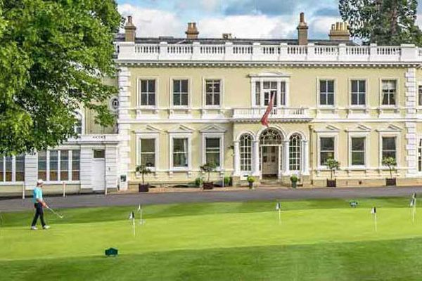 BGL Venues - Burhill Golf Club Clubhouse