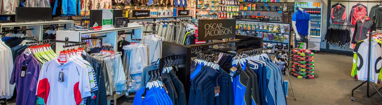 Redbourn Golf Club Golf Shop